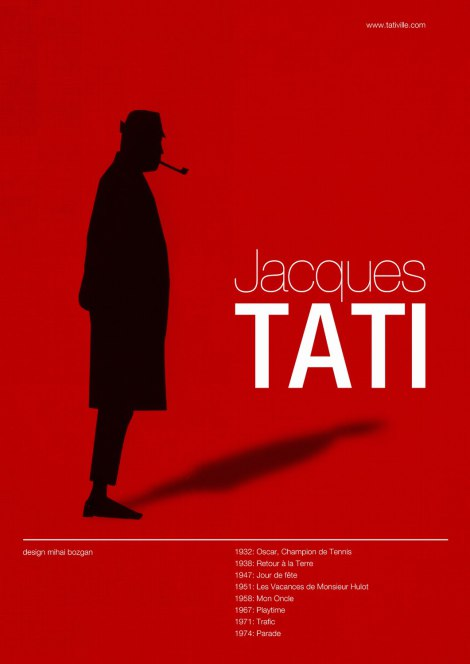 JACQUES TATI EN CANNES